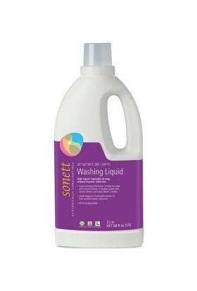 Sonett Lavanta Özlü Çamaşır Yıkama Sıvısı 2000 ml.