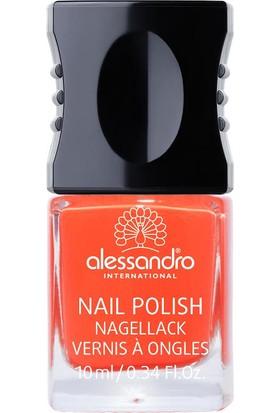 Alessandro Nail Polish Papa Papaya 10 Ml.