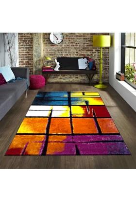 Payidar Roya Y467 Renkli Modern Halı