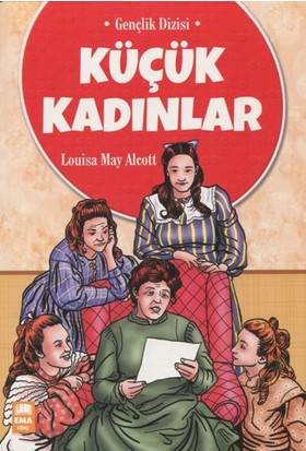 Küçük Kadınlar (Gençlik Dizisi) - Louisa May Alcott