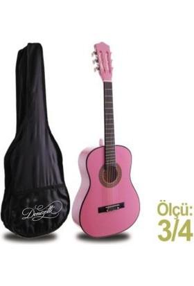 Klasik Gitar Junior DNZ87PNK (KILIF HEDİYE) Donizetti