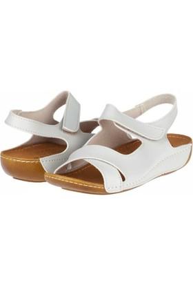 Muya Kadın Düz Sandalet A172Ymya0003019
