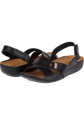 Muya Kadın Dolgu Topuklu Sandalet A172Ymya0024001