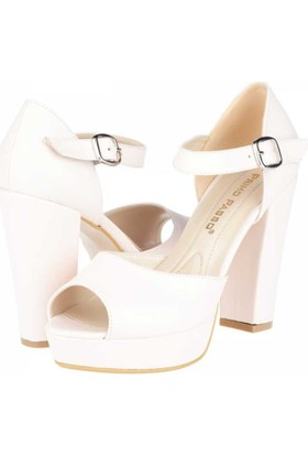 Primo Passo Tübu Kadın Platform Topuklu Ayakkabı A172Ytğb0007028