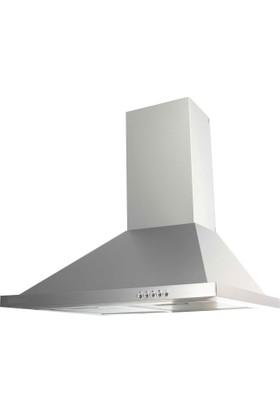 Salvanini Yeni Seri Bsm-3838 Inox 60cm Duvar Tipi Sessiz Davlumbaz