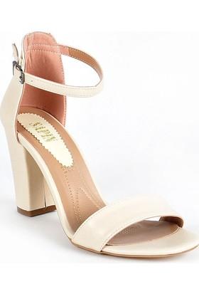Sapin 35728 Kadın Sandalet Bej