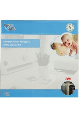Baby&Plus Soft Köşe Koruyucu 23 x 23 x 200 cm