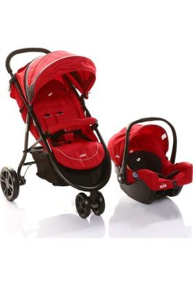 Joie Litetrax 3 Travel Sistem Bebek Arabası