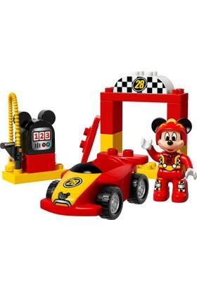 LEGO DUPLO 10843 Yarışçı Mickey