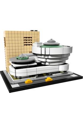 LEGO Architecture 21035 Solomon R. Guggenheim Müzesi