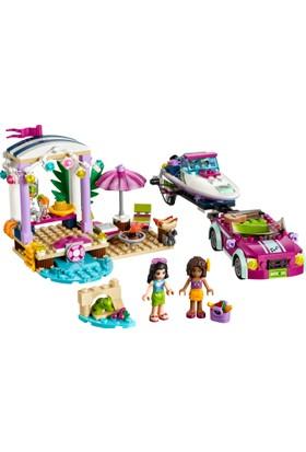 LEGO Friends 41316 Andrea'nın Sürat Teknesi Römorku