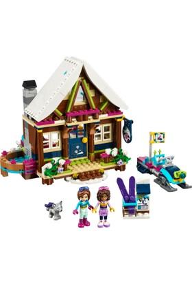 LEGO Friends 41323 Kayak Tesisi Dağ Evi