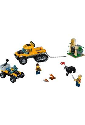 LEGO City 60159 Orman Yarı Paletli Ekip
