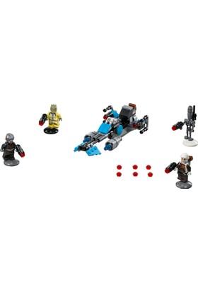 LEGO Star Wars 75167 Bounty Hunter™ Speeder Çarpışma Seti