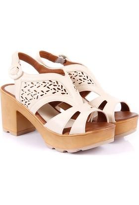 Gön Kadın Sandalet 27090
