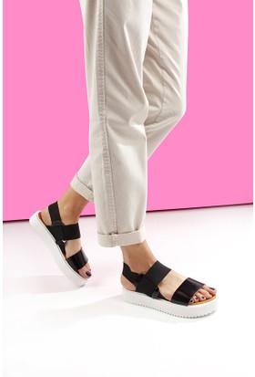 Gön Deri Kadın Sandalet 34750
