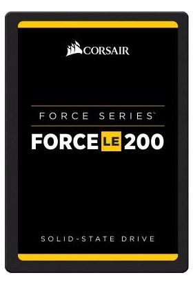 "Corsair Force Series LE200 120GB 550MB-500MB/s 2.5"" Sata3 SSD CSSD-F120GBLE200C"