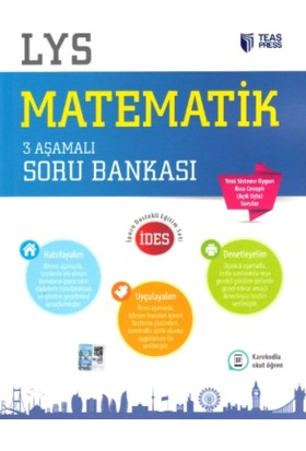 Lys Matematik 3 Aşamalı Soru Bankası