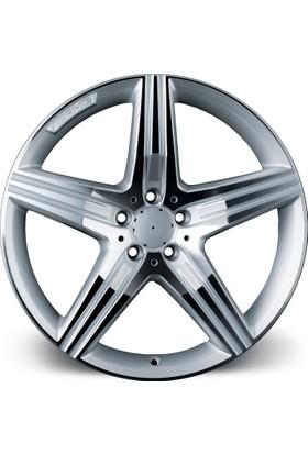 EMR 5418 20 Inc 8.5 Ofset 5*112 ET45 Hyper Silver Mercedes Uyumlu Jant (4 Adet)