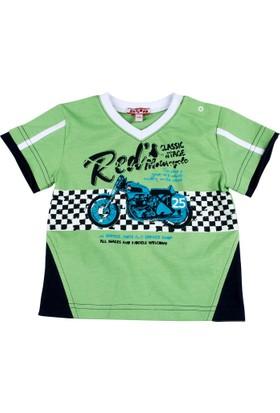 Zeyland Erkek Çocuk Yesil T-Shirt K-31Z661bms52