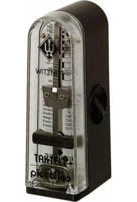 Wittner 890161 BLACK Metronom Mekanik Taktell Pıcollo Black
