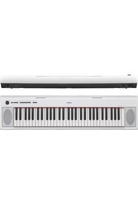 Yamaha NP12WH Beyaz Klavye