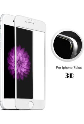 Atolla Apple iPhone 7 3D Kavisli Full Cam Ekran Koruyucu