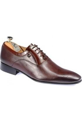 Paul Branco Kahve Antik Ayakkabı