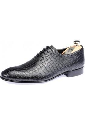 Paul Branco Siyah Ayakkabı