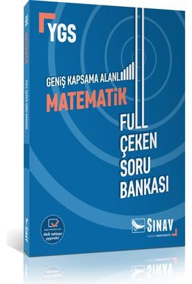 Sınav Yayınları YGS Matematik Geniş Kapsama Alanlı Full Çeken Soru Bankası
