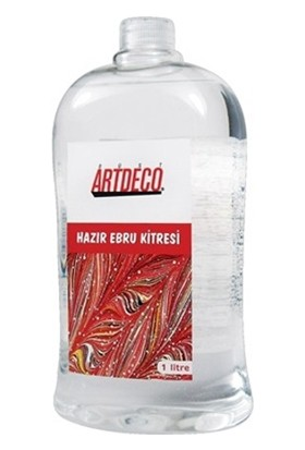 Artdeco Hazır Ebru Kitresi 1 Lt