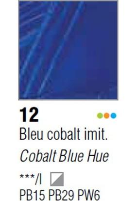 Pebeo Huile Fine Xl 37 Ml Yağlı Boya No12 Cobalt Blue Hue