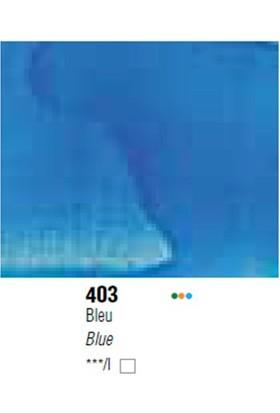 Pebeo Huile Fine Xl Yağlı Boya Glaze 37 Ml No403 Blue