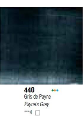 Pebeo Huile Fine Xl Yağlı Boya Glaze 37 Ml No440 Payne'S Grey