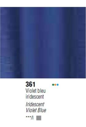 Pebeo Huile Fine Xl Yağlı Boya Dyna 37Ml No361 Iridescent Violet Blue