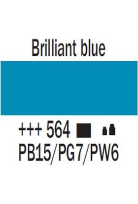 Talens Amsterdam Akrilik Boya 120 Ml 564 Brilliant Blue