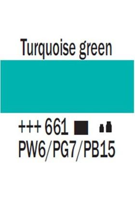 Talens Amsterdam Akrilik Boya 120 Ml 661 Turquoise Green