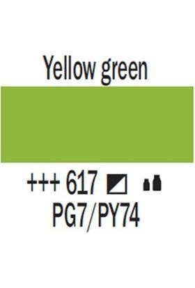 Talens Amsterdam Akrilik Boya 120 Ml 617 Yellow Green
