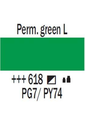 Talens Amsterdam Akrilik Boya 120 Ml 618 Perm. Green Light