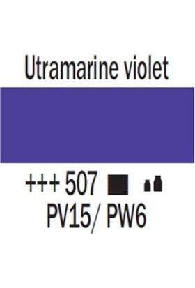Talens Amsterdam Akrilik Boya 500 Ml 507 Ultramarine Violet