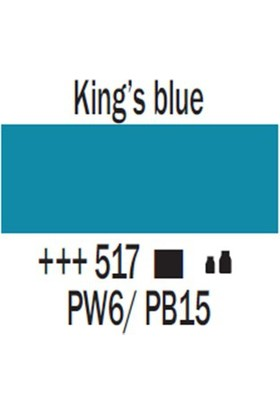 Talens Amsterdam Akrilik Boya 500 Ml 517 King'S Blue