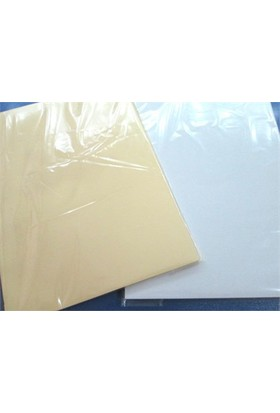 Ebru Kağıdı Beyaz 35X50 100 Lü