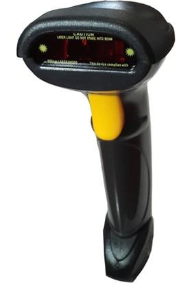 Palmx SC-812 Lazer Barkod Okuyucu+Stand - USB