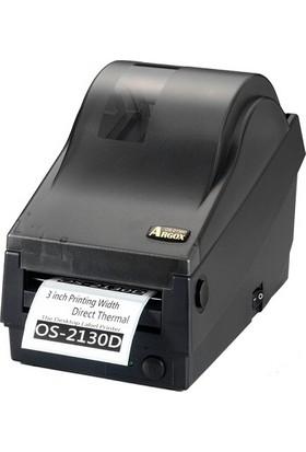 Argox OS-2130DT Barkod Yazıcı - Usb - Seri