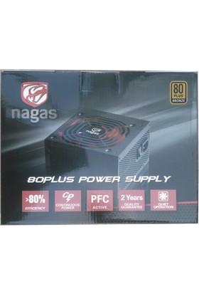 Nagas 750W AO750 Güç Kaynağı +80 Bronz Aktif PFC