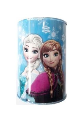 Frozen Elsa Ve Anna Metal Kumbara