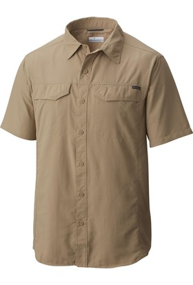 Columbia Am7474 Silver Ridge Short Sleeve Shirt Erkek Gömlek