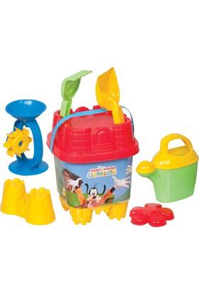 Mickey Mouse Büyük Kale Kova Set