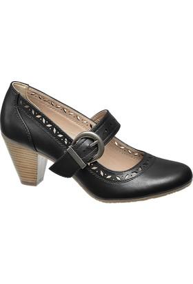 Graceland Kadın Topuklu Ayakkabı Siyah