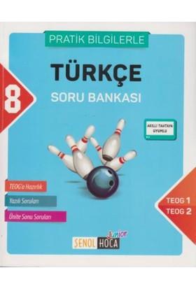 Şenol Hoca 8. Sınıf Teog Türkçe Soru Bankası